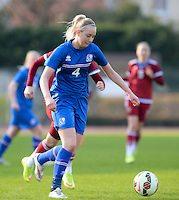 Iceland v Russia – UEFA Women Under-19 Championship Elite Roun