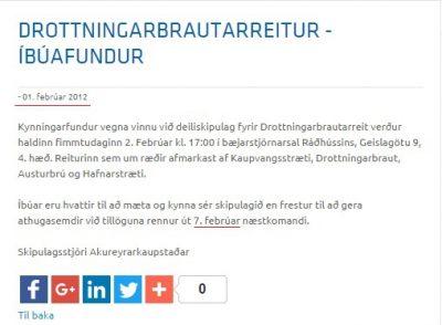 Knappur fyrirvari var gefin til þess að safna undirskriftum. 1600 á 6 dögum er þó ágætis árangur.