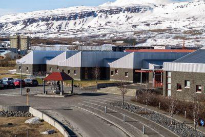 Kjörstaðir á Akureyri eru í Verkmenntaskólanum