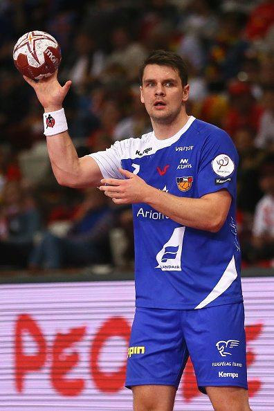 Iceland v Denmark Eight Finals - 24th Men's Handball World Championship