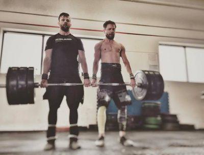 Ingi Trofi Sverrisson og Arnar Elíasson ætla sér stóra hluti á mótinu