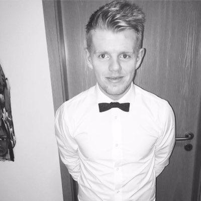Anton Freyr Jónsson er í Twitter dagsins