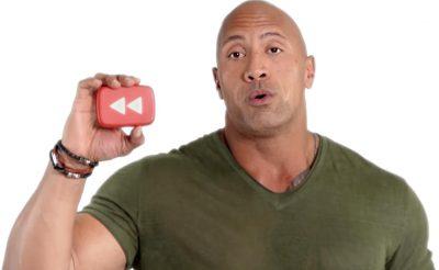 The Rock var vinsæll árið 2016