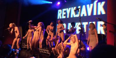 Reykjavíkurdætur á Airwaves