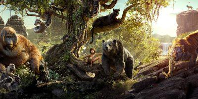 Jungle Book kom út í vor.