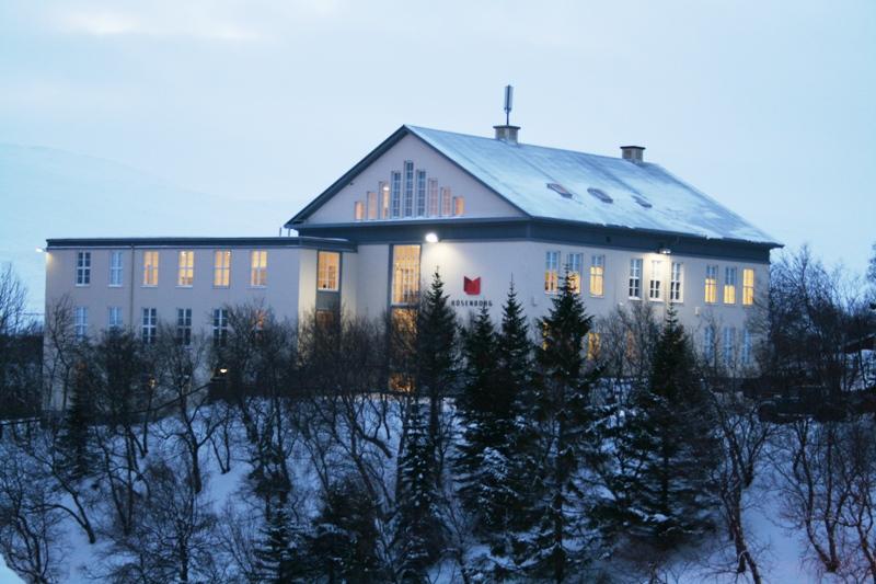 Orkulitlir unglingar á Akureyri?