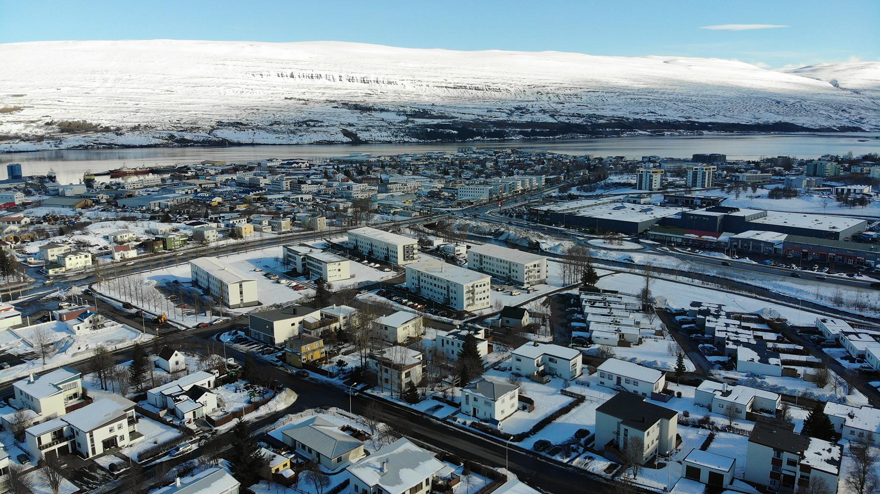 92% Akureyringa ánægðir með sveitarfélagið