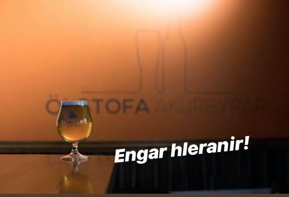 Auglýsing Ölstofunnar á Akureyri vekur athygli – Þingmannatilboð um helgina og engar hleranir