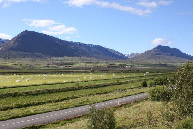 Hjólreiðastígur milli Akureyrar og Hrafnagils í bígerð