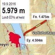 Borun í Vaðlaheiðargöngum gengur vel – 83% lokið