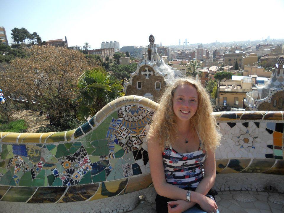 Borgin mín – Barcelona