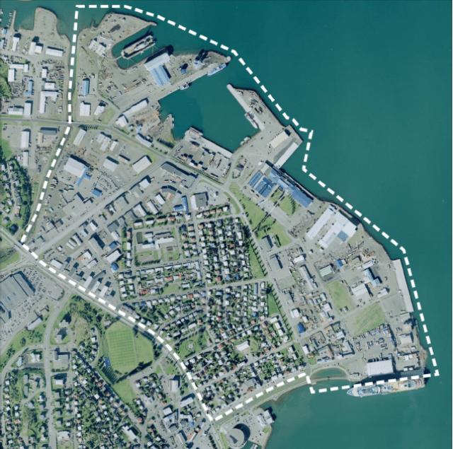 Væntanlegar breytingar á Oddeyri – Aðalskipulag Akureyrarbæjar