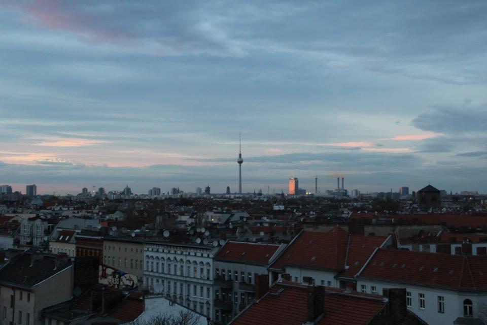 Borgin mín – Berlín