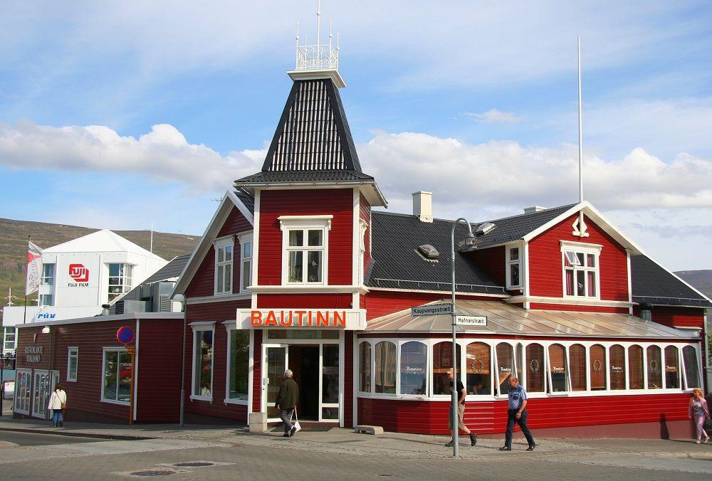 Bautinn býður þér Leif Arnar heim