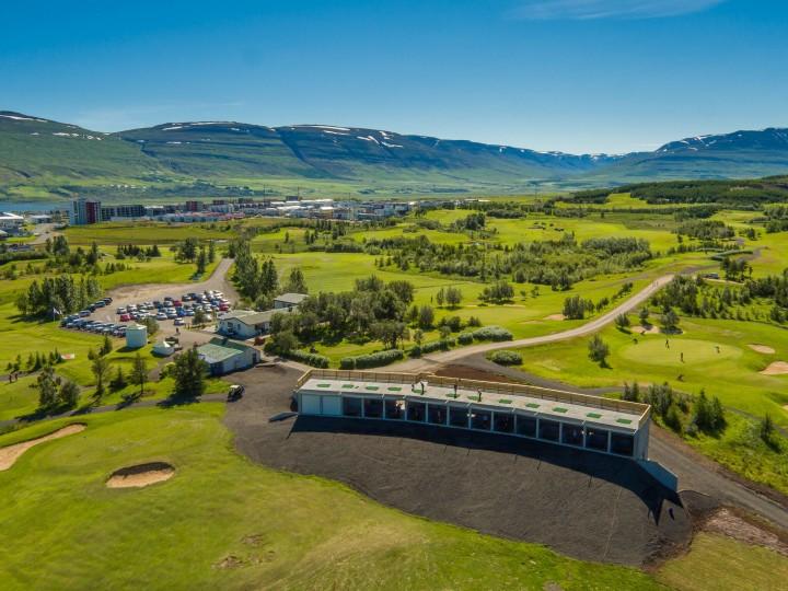 Golfklúbbur Akureyrar leitar að framkvæmdastjóra