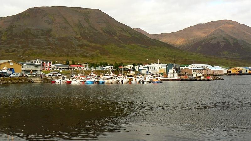 Veðurklúbburinn á Dalvík spáir mildum nóvember