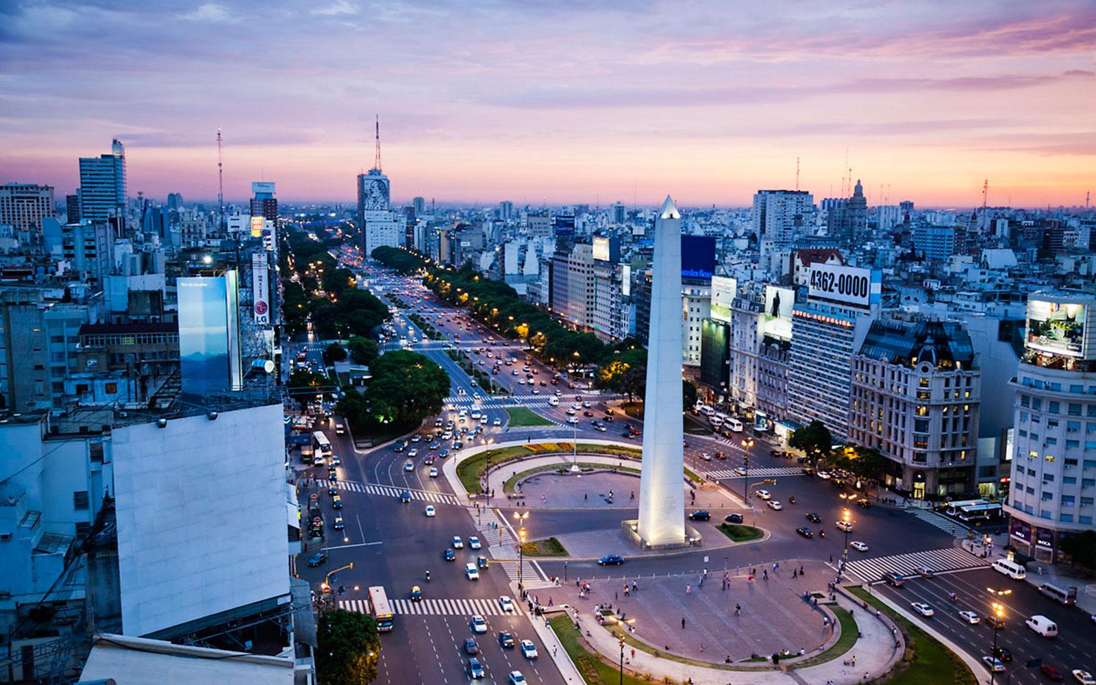 Borgin mín – Buenos Aires