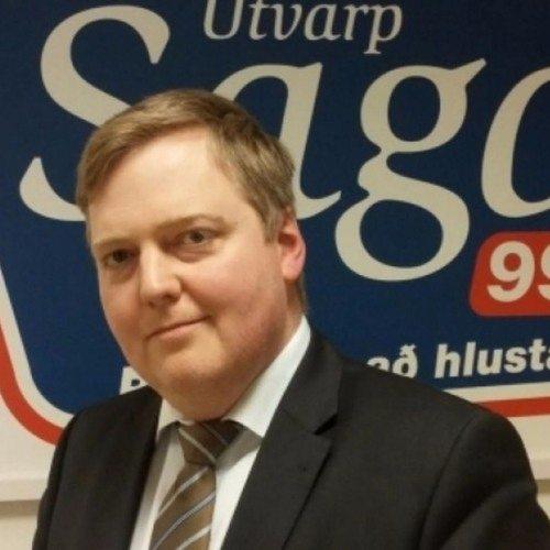 Sigmundur Davíð ósáttur við umfjöllun fjölmiðla