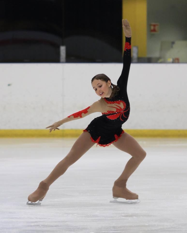 Marta María Jóhannsdóttir valinn fulltrúi ÍSS á European Youth Olympic Festival