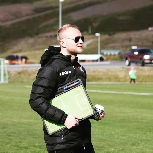 Kristján Sigurólason nýr aðstoðarþjálfari Magna