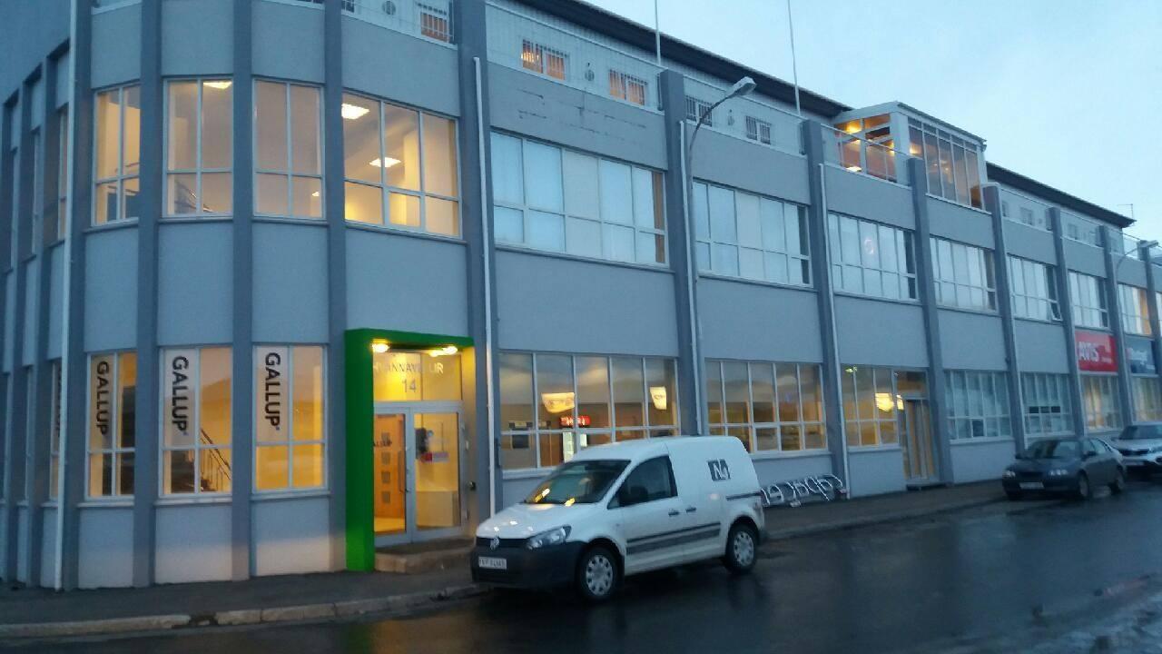 """Axelsbakarí, N4 og Kaffið.is flytja í gamla """"Linduhúsið"""""""