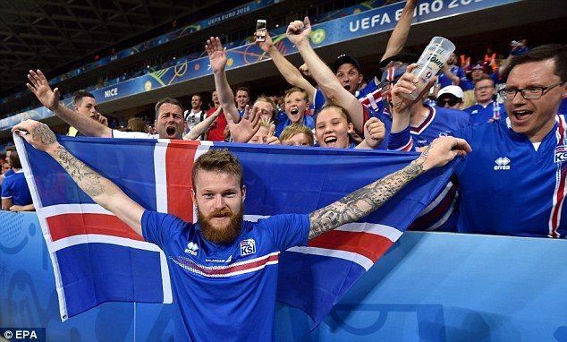 Stuðningsmenn Íslands tilnefndir til verðlauna hjá FIFA – Kjóstu núna!