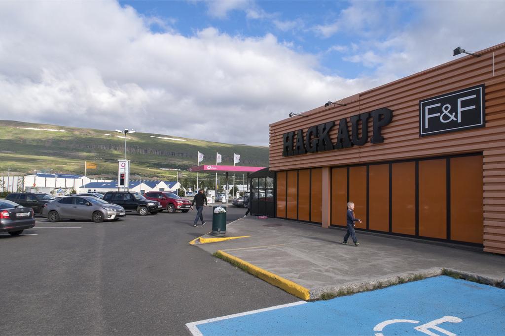 Keypti lottómiða á Akureyri og vann 8,4 milljónir króna