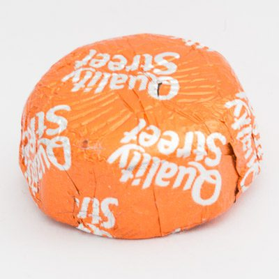 Orange chocolate crunch