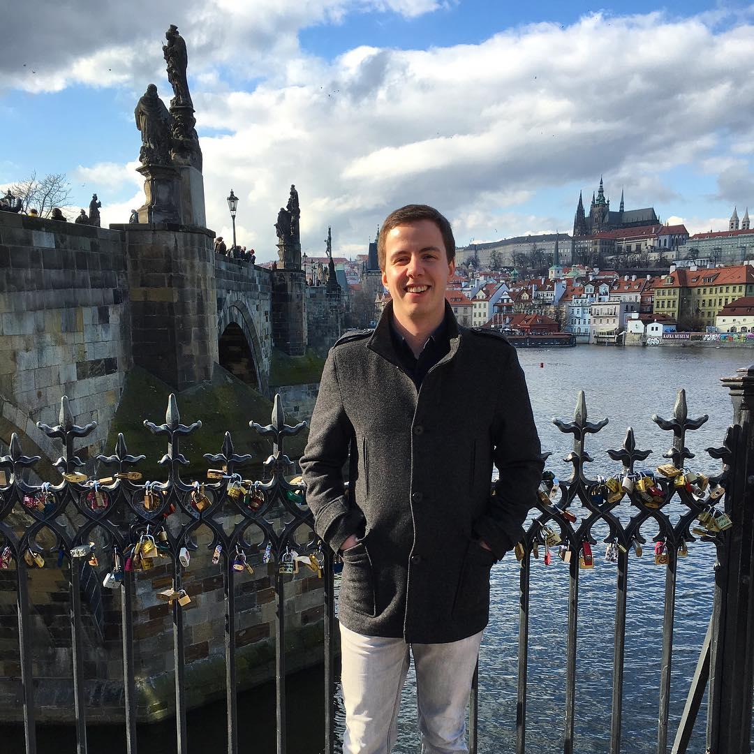 Borgin mín – Prag