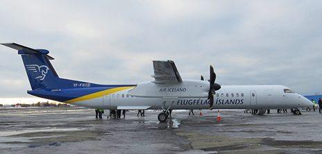 Innanlandsflug undir merki Icelandair
