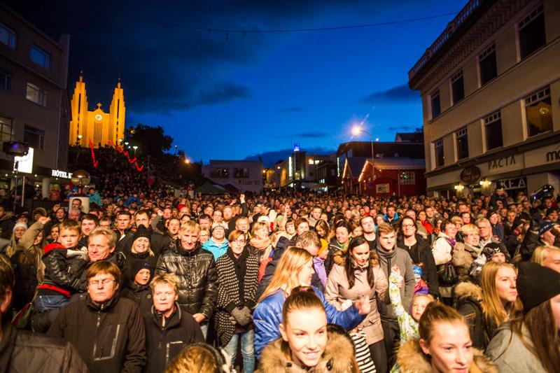 Dagskrá Akureyrarvöku 2017