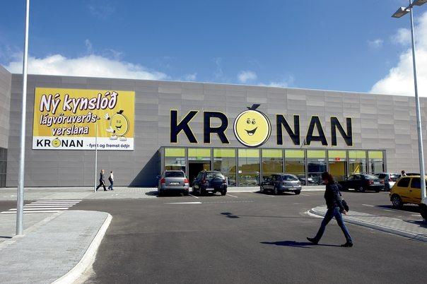 Krónan stefnir enn á að opna verslun á Akureyri