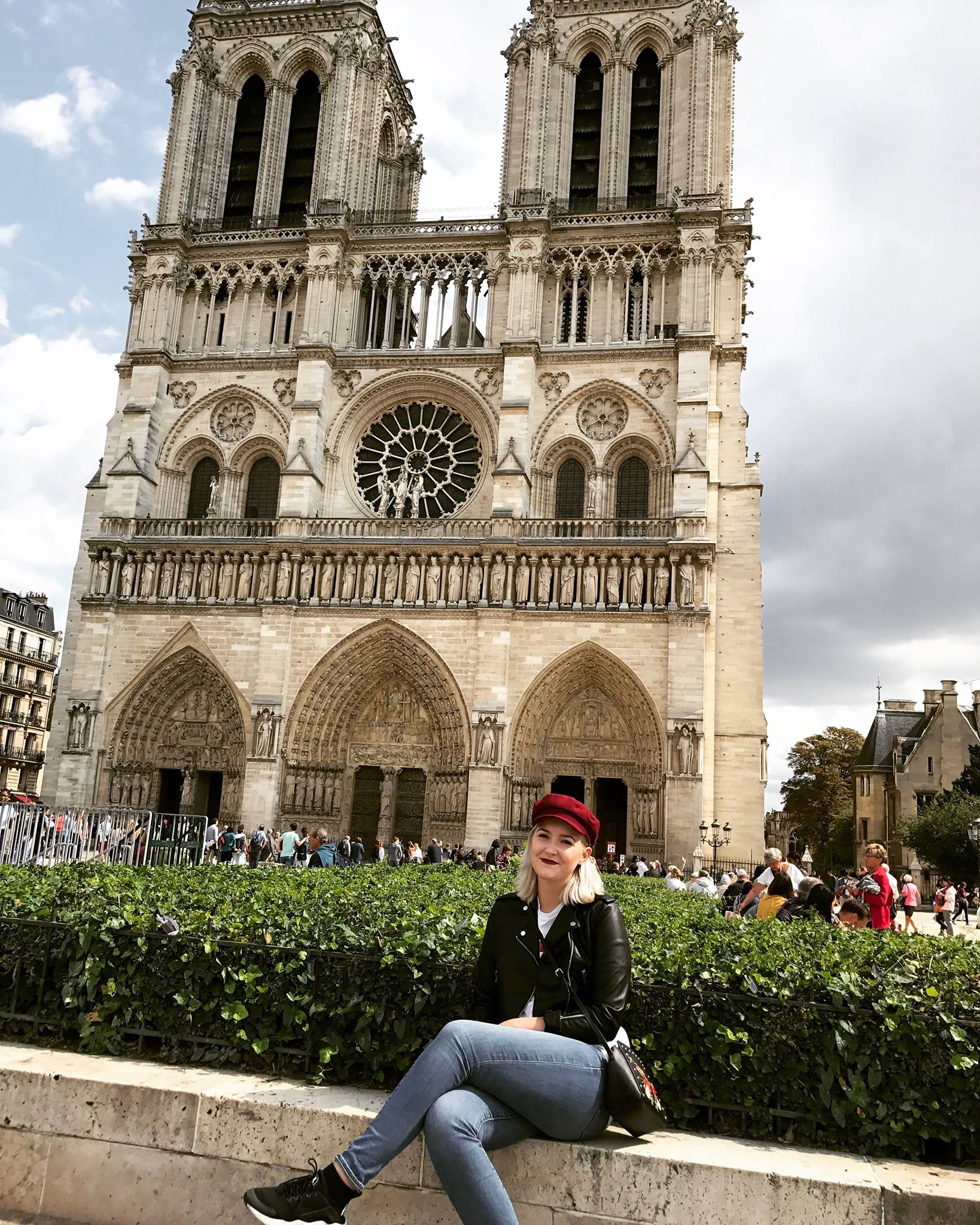 Borgin mín – París