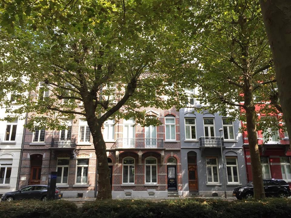Borgin mín – Maastricht