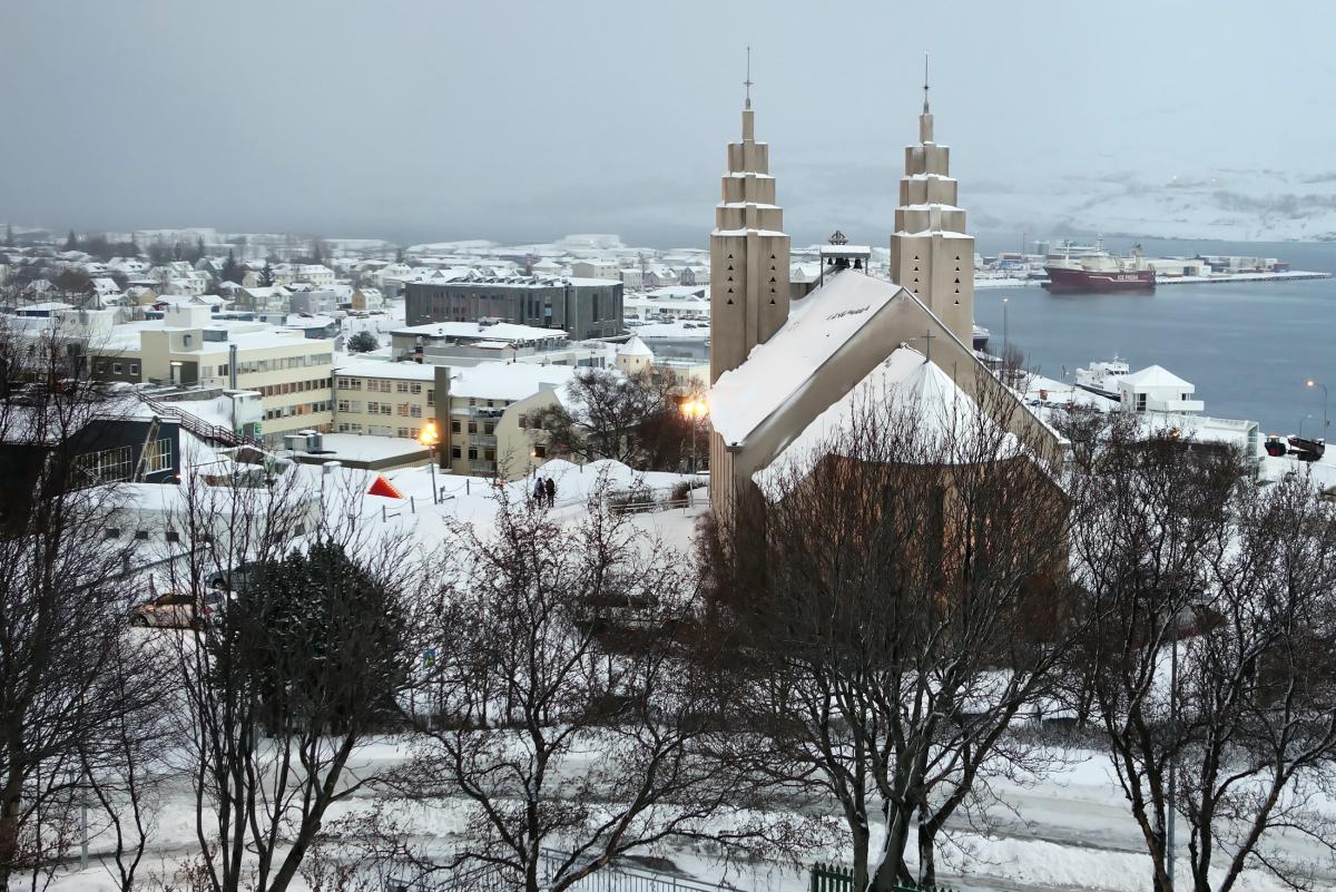 8 smit staðfest og 356 í sóttkví á Norðurlandi eystra