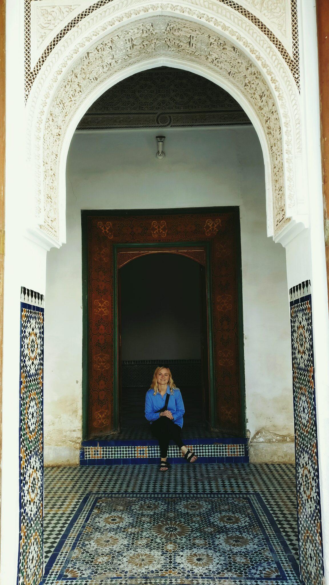 Borgin mín – Rabat