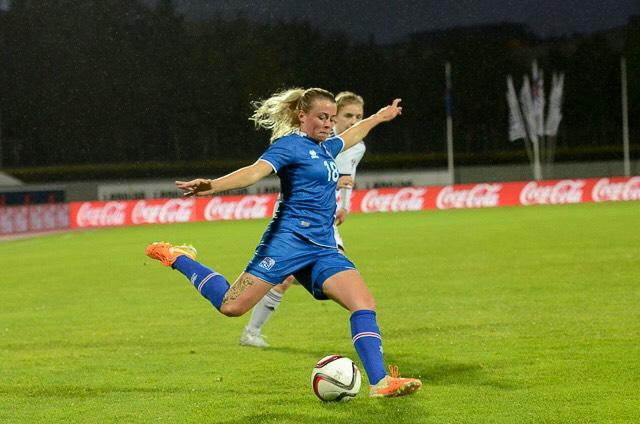 Sandra María Jessen gengin til liðs við Bayer Leverkusen