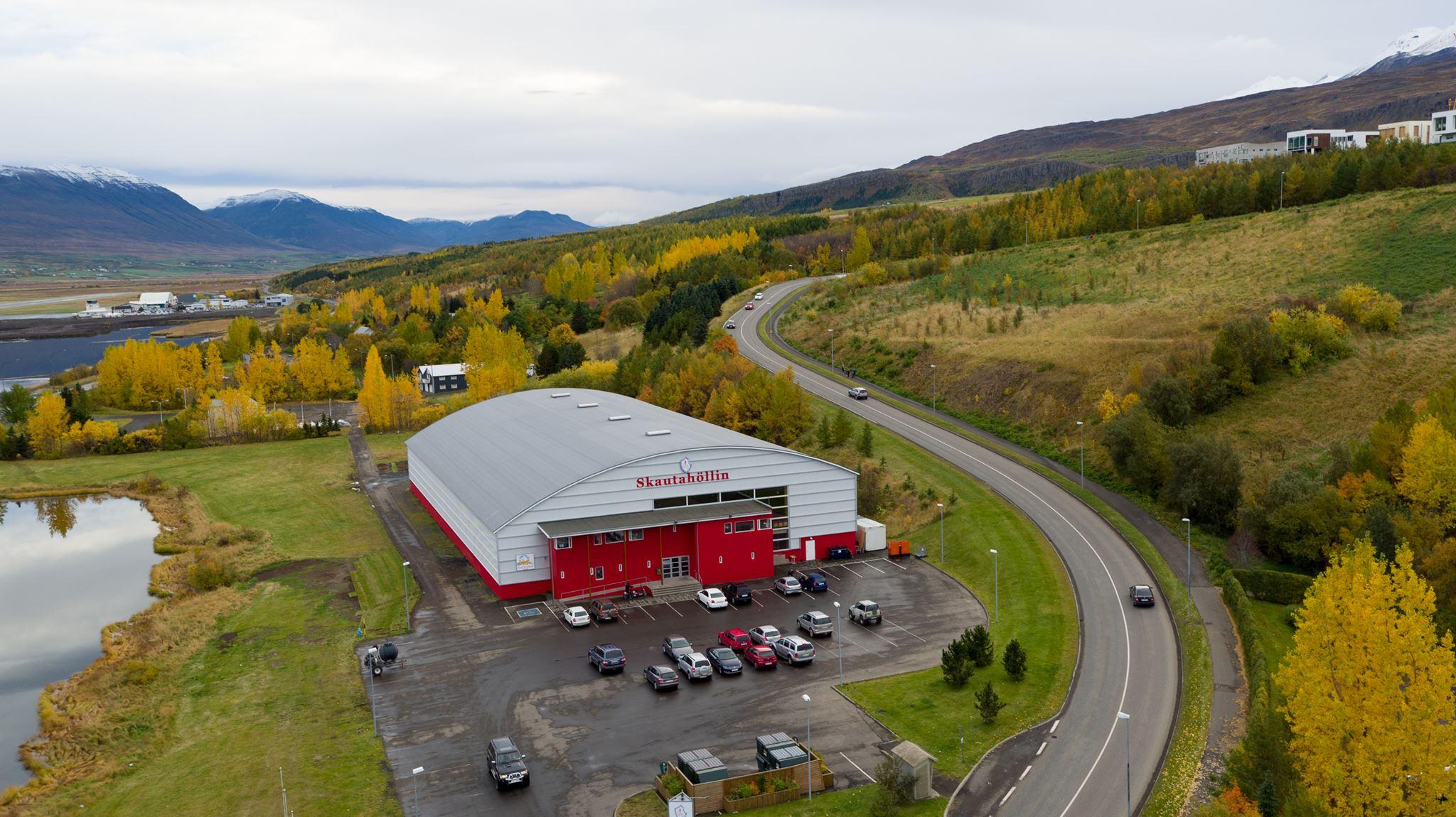 Heimsmeistaramót í íshokkí haldið á Akureyri 2020