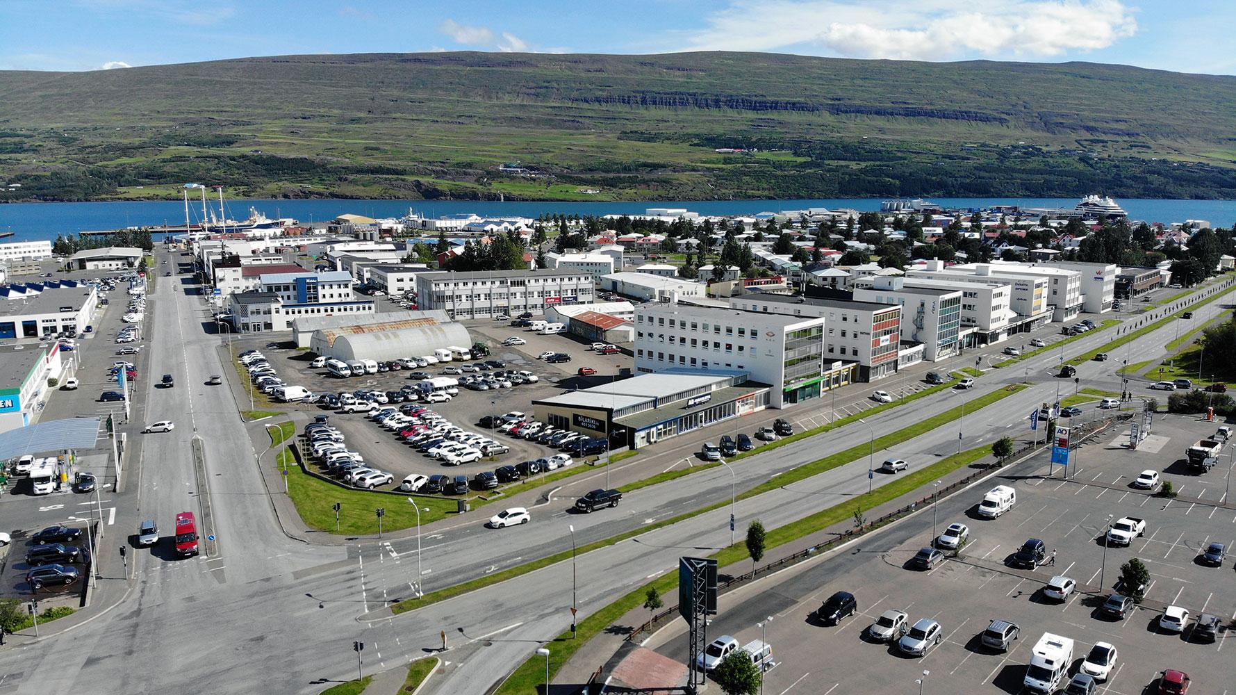 Sérfræðingar Domino's leysa ráðgátuna á Akureyri