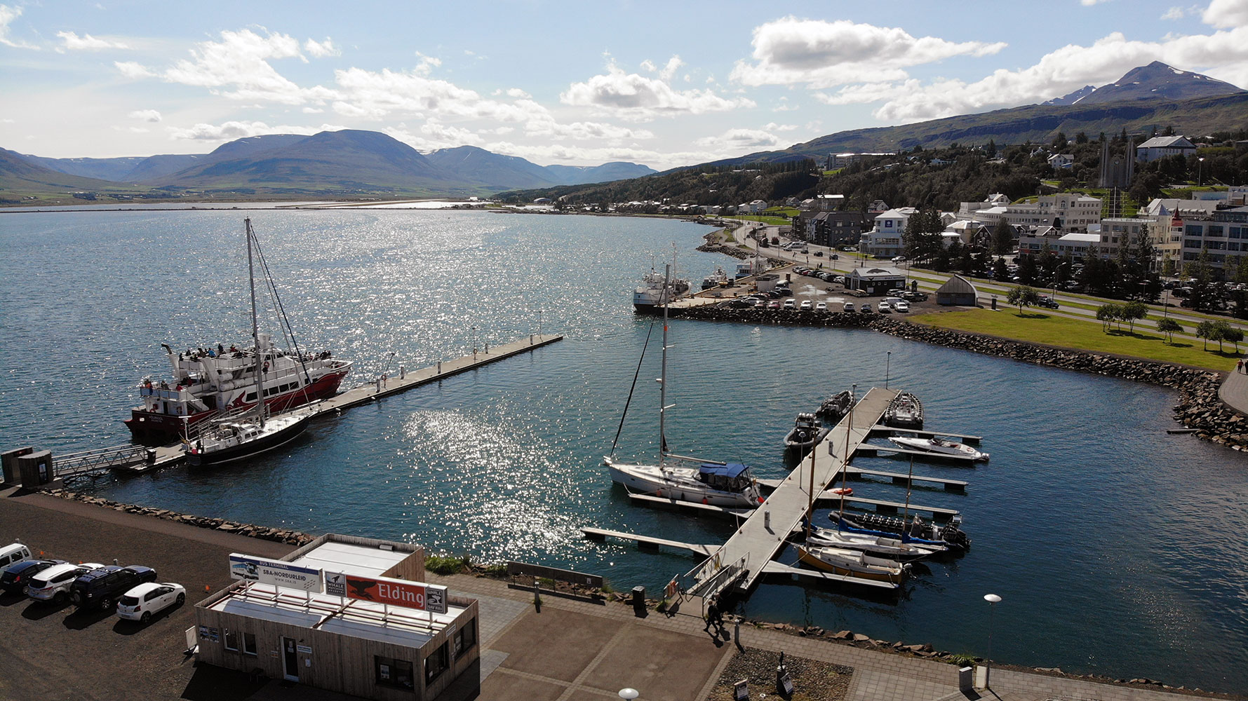 Fjölgaði um 7 í sóttkví á Norðurlandi eystra – 1 virkt smit