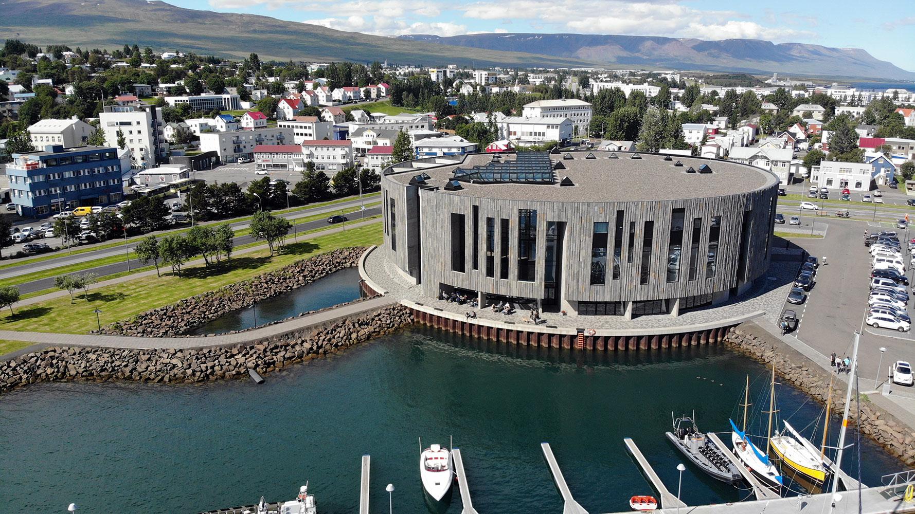 """Er hið fræga """"Humm"""" hljóðið sem er að angra Akureyringa?"""