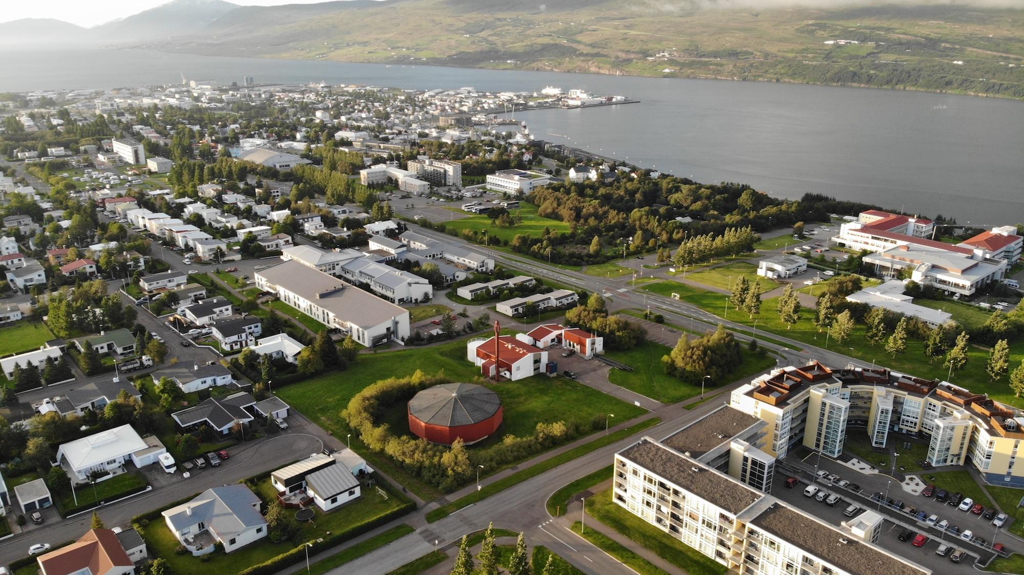 Engin ný smit á Norðurlandi eystra