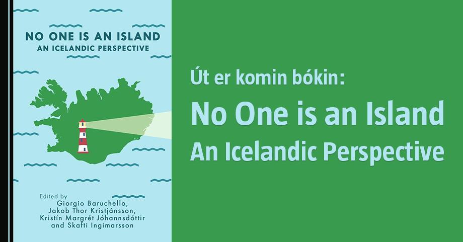 Bókin No one is an Island komin út