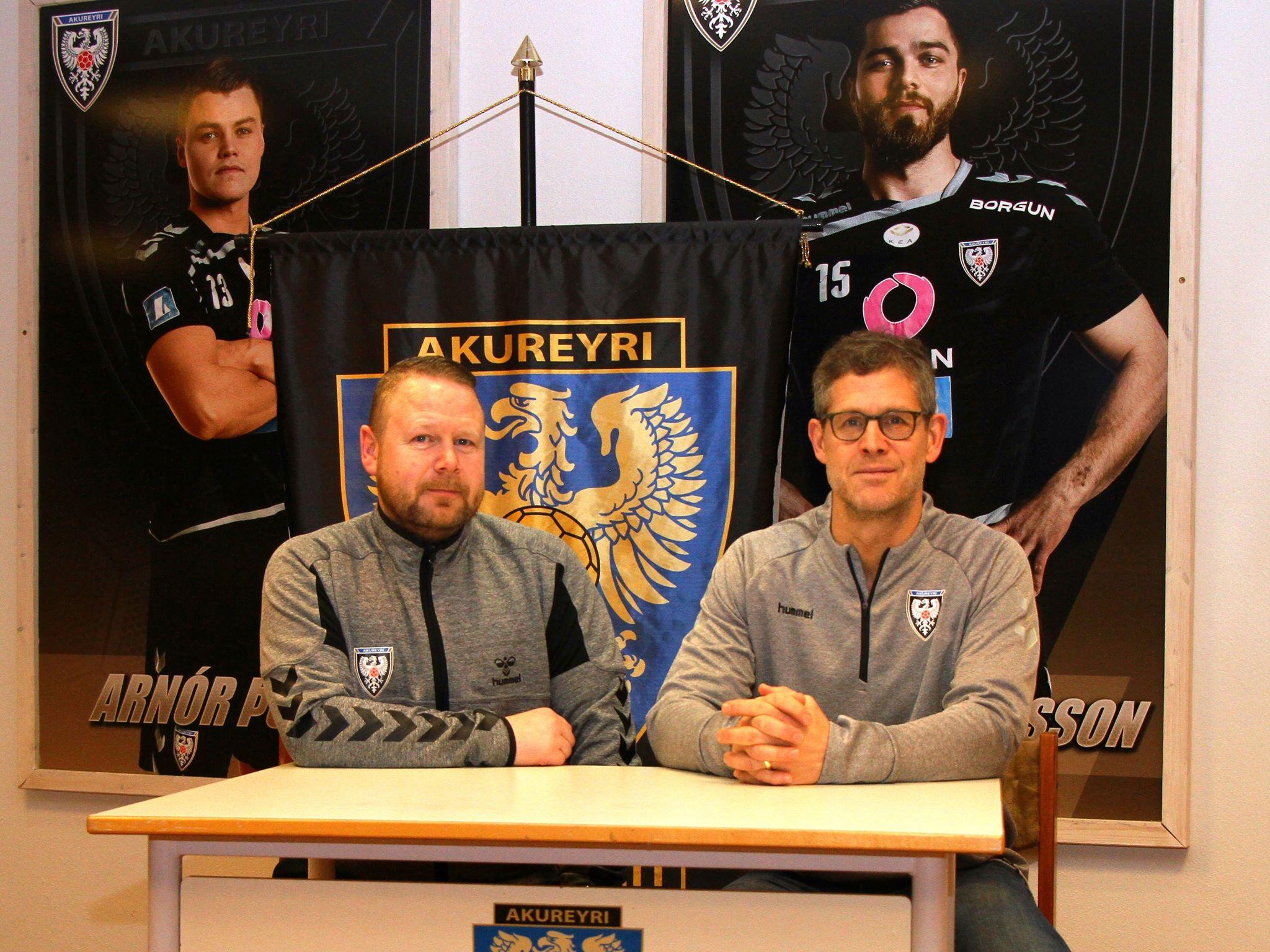 Geir Sveinsson nýr þjálfari Akureyri Handboltafélags