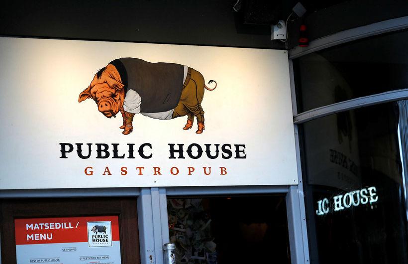 Public House kemur til Akureyrar
