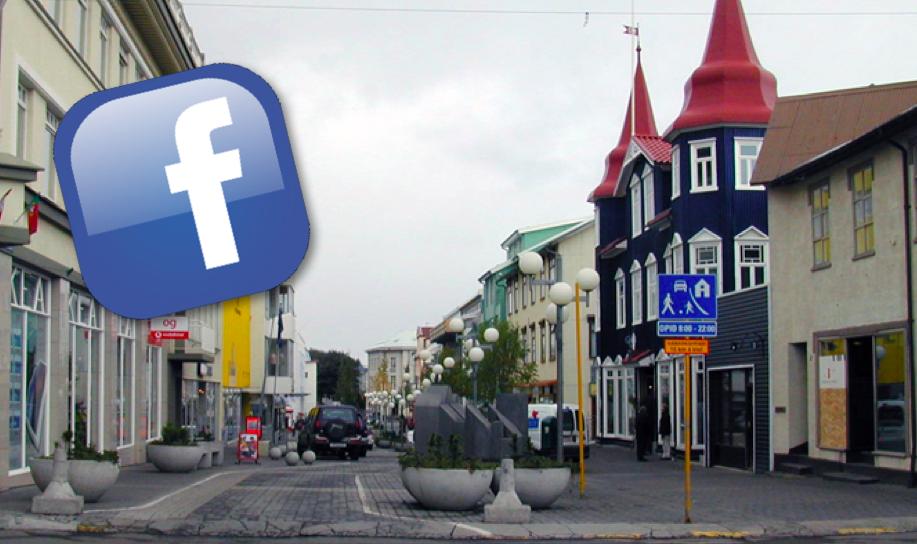 Sex ára drengur sem týndist á Akureyri fannst með hjálp Facebook
