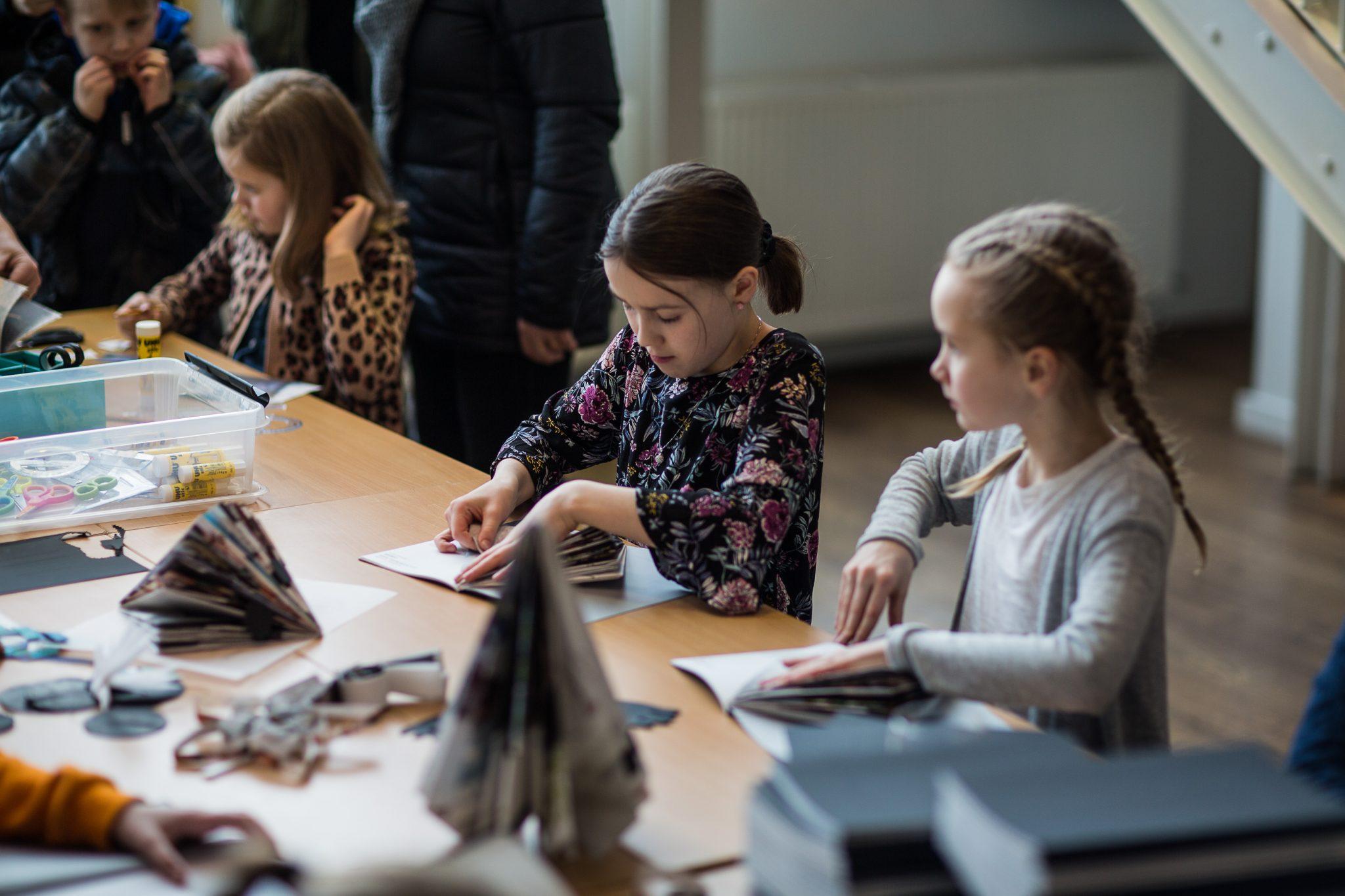 Hönnunar- og listsmiðja í Listasafninu á Akureyri