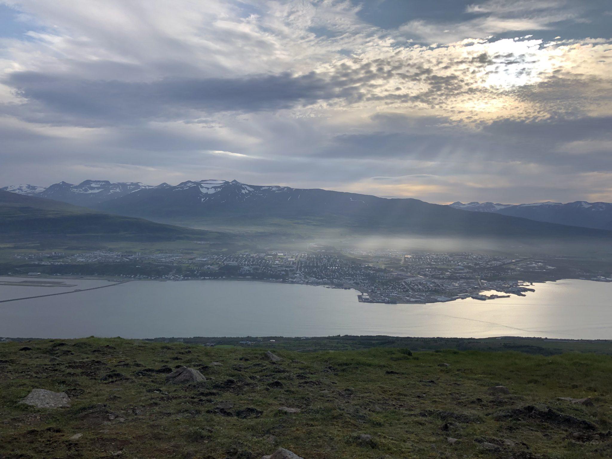 Vinsælustu fjallgönguleiðirnar í nágrenni Akureyrar