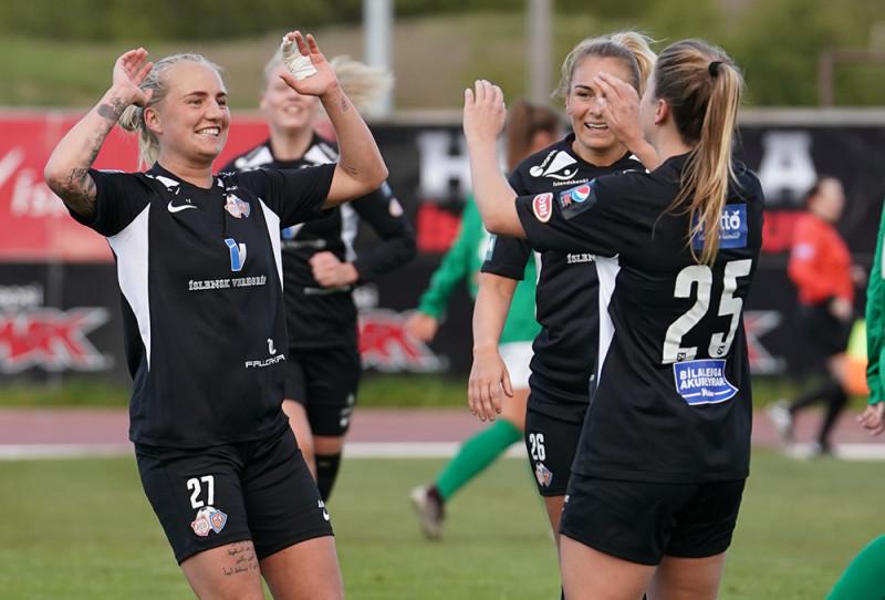Stórsigur Þór/KA gegn HK/Víking