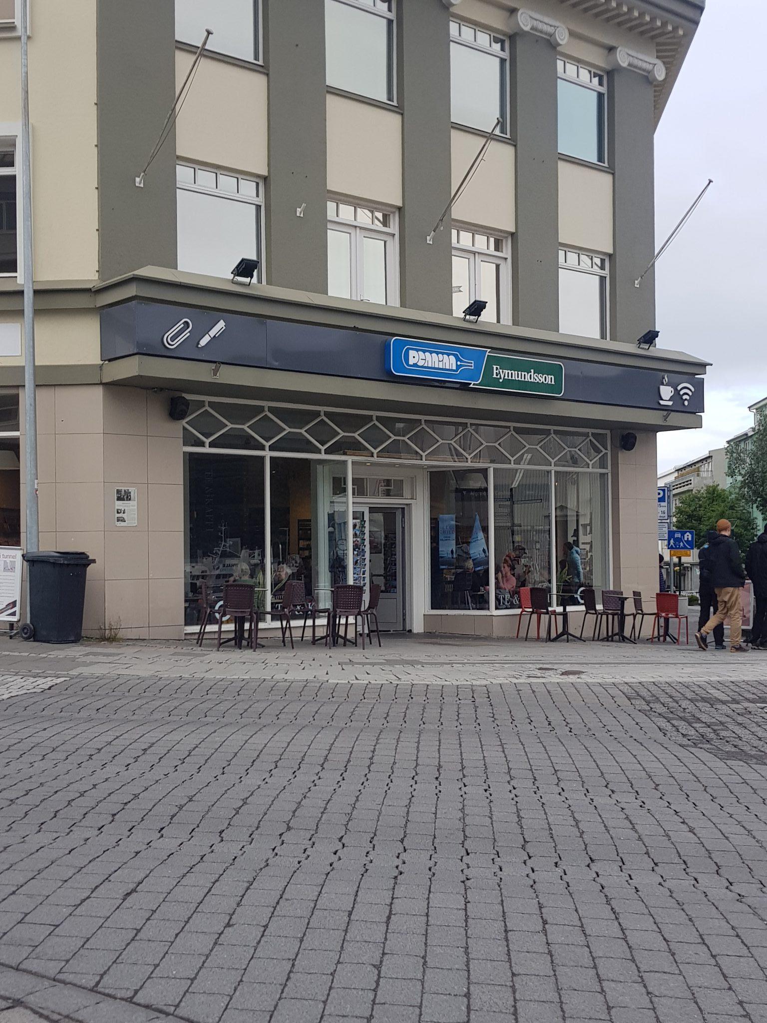 Te & Kaffi hættir í verslun Eymundsson á Akureyri